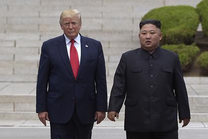 Трамп прокомментировал сообщения о критическом состоянии Ким Чен Ына