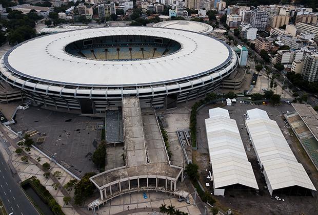 Стадион «Маракана», Рио-де-Жанейро