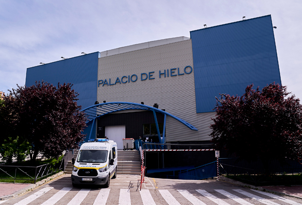 «Ледовый дворец», Мадрид