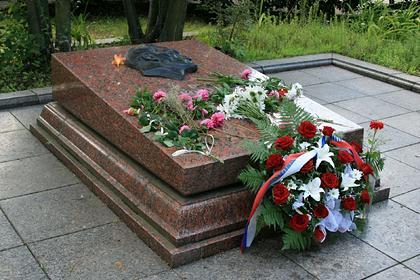 могила Николая Кузнецова