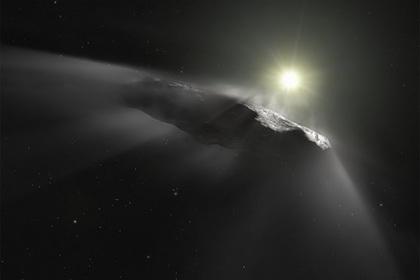 В Солнечной системе нашли инопланетные объекты