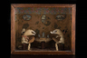 Конструктора «Лего» у британцев Викторианской эпохи не было, зато фантазии хоть отбавляй — вот, к примеру, в Йоркском замке-музее выставлен кукольный домик, в котором куклы заменены крабовыми клешнями. Да, это две клешни, играющие в карты, а одна из них курит трубку.