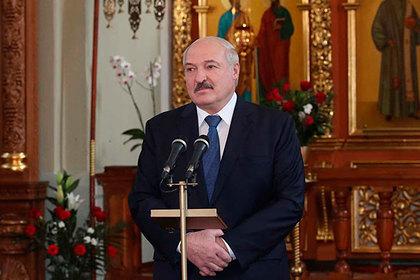 Лукашенко: коронавирус - «удар по башке» от Господа