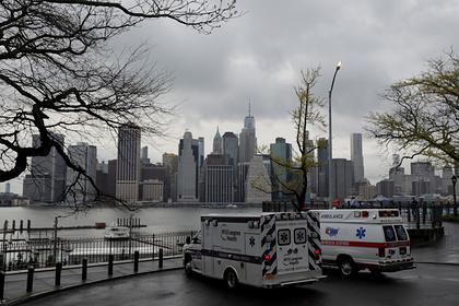 Найден источник коронавируса в Нью-Йорке