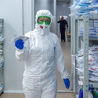 Главврач московской больницы раскрыл последствия пандемии коронавируса:  Общество: Россия: Lenta.ru