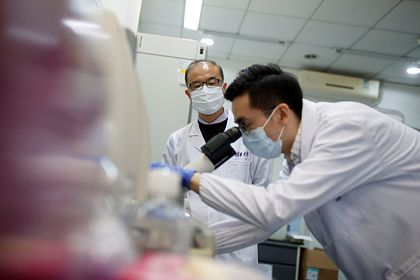 В Китае началась вторая стадия испытаний вакцины от коронавируса