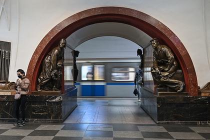 Московское метро закроет вестибюли еще 13 станций