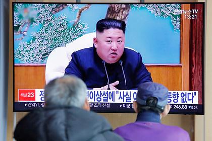 Появилось сообщение о смерти Ким Чен Ына