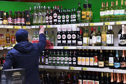 В российском регионе запретили продажу алкоголя на майские праздники