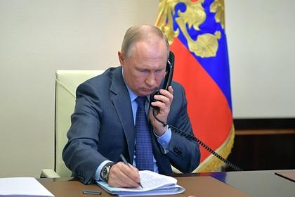 Песков рассказал о специальном телефоне Путина