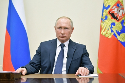 Путин высказался о мозаике со своим лицом в храме Минобороны