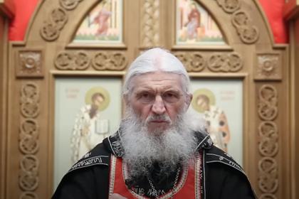 Российский священник проклял сторонников закрытия храмов из-за коронавируса
