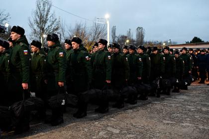 Уточнен срок отправки призывников в войска в связи с коронавирусом