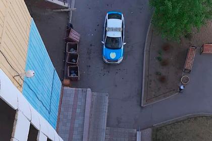 В Казахстане жилой дом второй раз закроют на карантин