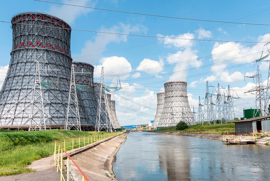 Нововоронежская атомная электростанция