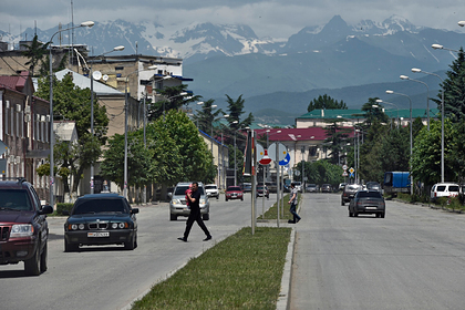 Столице Южной Осетии временно вернут название Сталинир