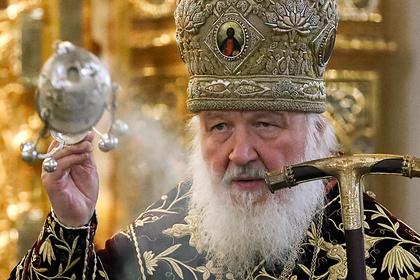 Патриарх Кирилл пригрозил церковным судом за нарушение карантина