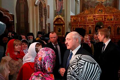 В Белоруссии монастырь закрыли из-за коронавируса после визита Лукашенко