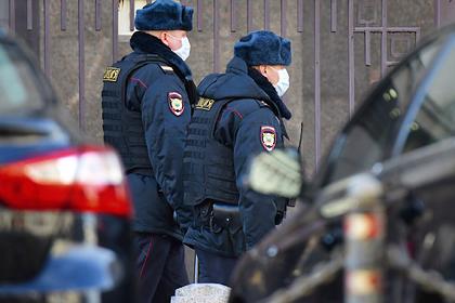 В МВД рассказали о снижении уровня преступности в Москве во время самоизоляции