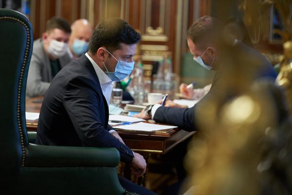 Зеленского заподозрили в «сливе» Саакашвили