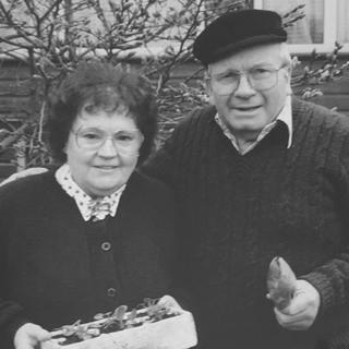 Мэри и Билл Дартнолл