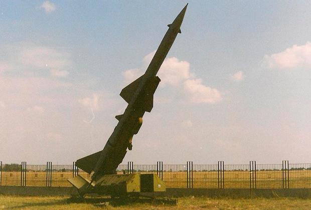 Ракетный комплекс класса «земля-воздух» C-75