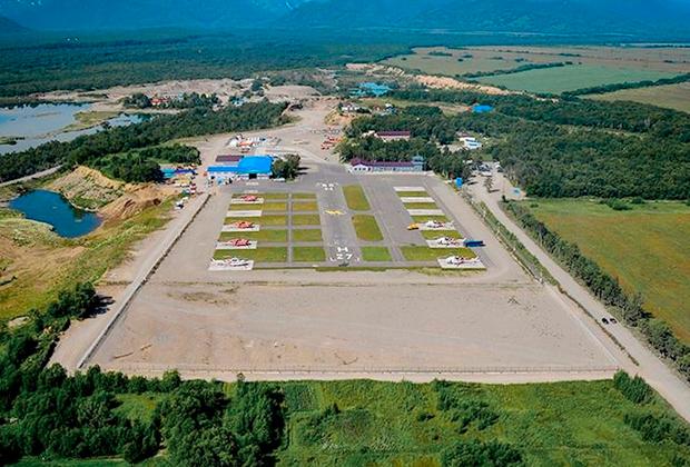 Территории опережающего социально-экономического развития (ТОР) «Камчатка»