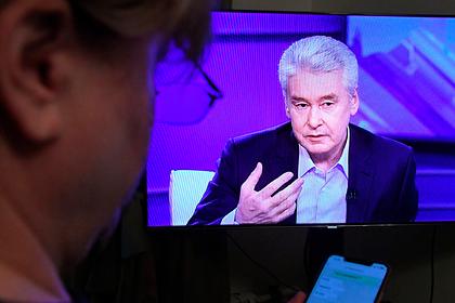 Собянин заявил о возможном пике эпидемии коронавируса в Москве