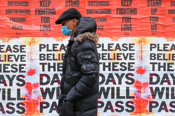 Великобритания объявила о прошедшем пике коронавируса