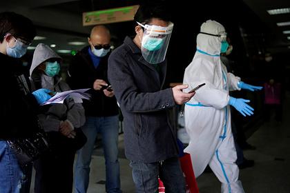 Китай отказался приглашать ВОЗ к расследованию о коронавирусе