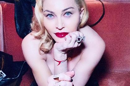 У Мадонны нашли антитела к коронавирусу