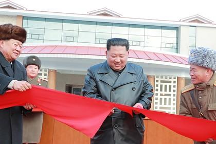 Северная Корея рассказала о появлении Ким Чен Ына на публике