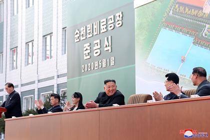 Опубликованы первые фото Ким Чен Ына после долгого отсутствия на публике