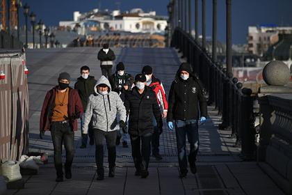 Собянин назвал процент заразившихся коронавирусом москвичей