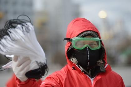 В Подмосковье начнут штрафовать на тысячи рублей за отсутствие масок