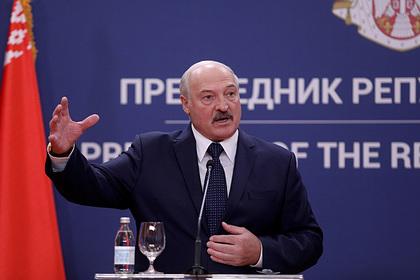 В Минске объяснили отказ Лукашенко проходить тест на коронавирус