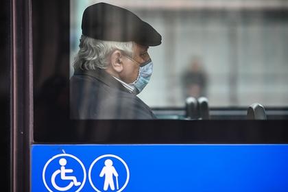 Пассажирам без масок запретят ездить на общественном транспорте в Подмосковье