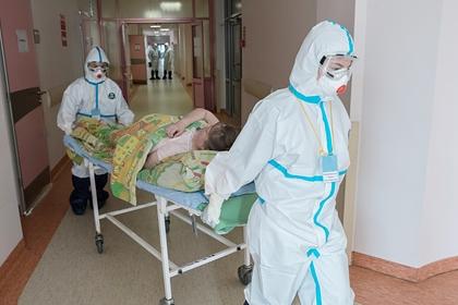 Коронавирус выявили у 14 медработников российской больницы
