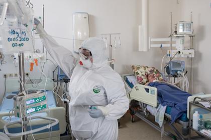 В Москве побит рекорд по числу заразившихся коронавирусом