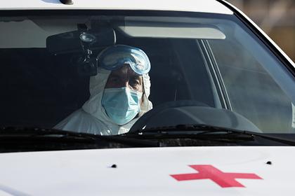 Россия вышла на шестое место в мире по числу случаев заражения коронавирусом