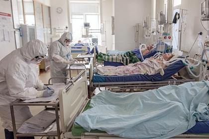 Оценен риск развития эпидемии коронавируса в России по итальянскому сценарию