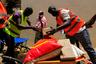 Основания надеяться на лучшее у африканцев пока что есть. Дело в том, что предыдущая эпидемия коронавирусной инфекции, начавшаяся в Китае в 2002 году, почти не коснулась африканских стран — может быть, их обойдет стороной и нынешняя угроза. Но SARS-CoV-2 уже наносит Африке серьезный урон, и неизвестно, каков будет итог эпидемии для черного континента.