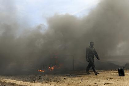 Боевики ИГ организовали бунт в сирийской тюрьме