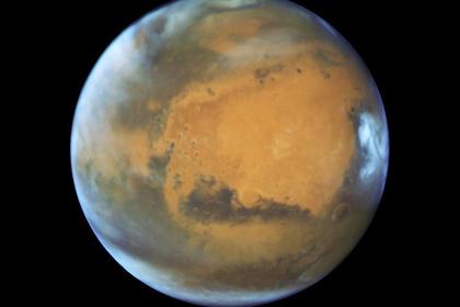 Раскрыта многолетняя тайна Марса