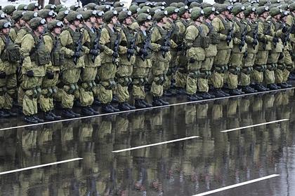 Минобороны РФ обнародовало данные о выявленных случаях коронавируса в армии