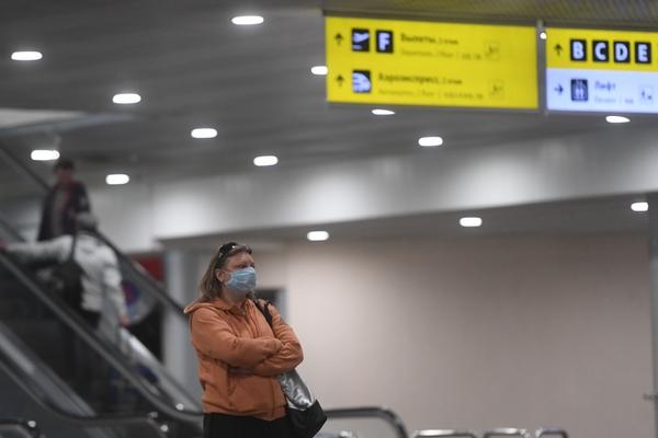 Пассажиров из Москвы обязали летать в Китай со справкой