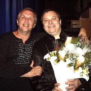 Владимир Бойко (слева)