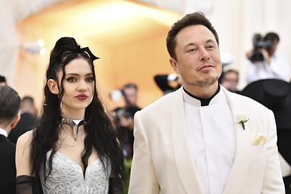 Илон Маск стал отцом вшестой раз