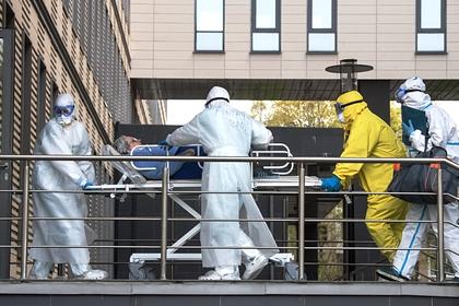 В Москве умерли еще 50 человек с коронавирусом