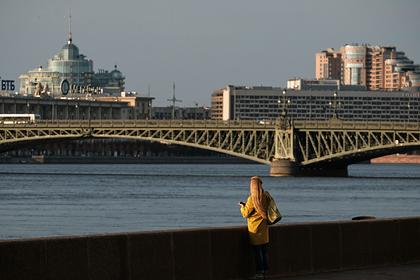 «Символ самоизоляции» в Петербурге демонтируют